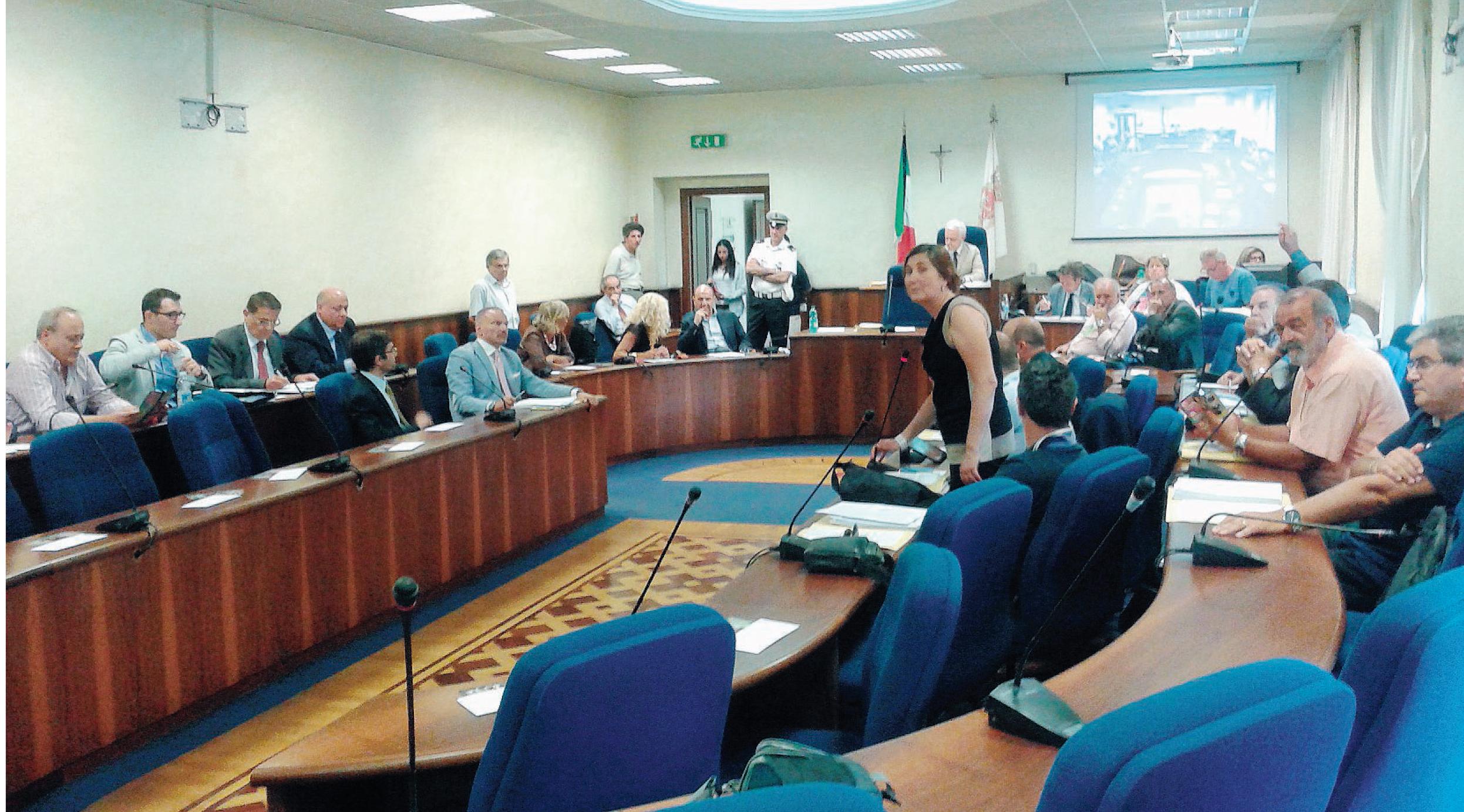 Frosinone accordo vicino con impegno civico for Trento frosinone