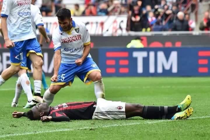 Frosinone - Milan 3 - 3 ovvero La Leggenda dell'Anello ...