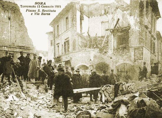 Terremoto Sora 1915 Sep