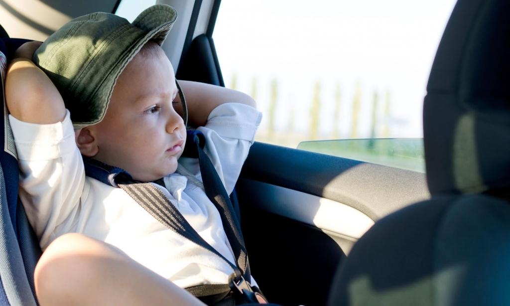 Perch pure tu puoi dimenticare tuo figlio in auto di m r scappaticci - Letto bimbo auto ...