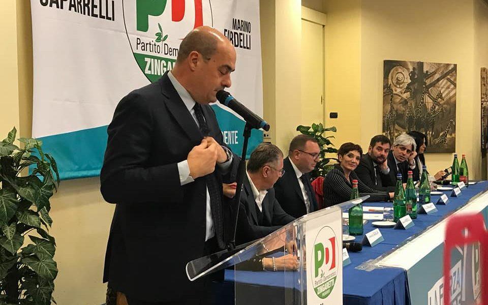 Regionali Lazio, il centrodestra punta su Parisi