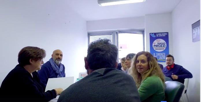 Elezioni Lazio, Pirozzi non si ritira: