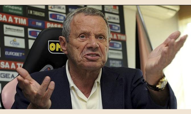 Palermo Calcio, sequestrato un milione di euro: indagato anche il presidente Giammarva