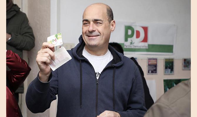 Frosinone la pi zingarettiana in italia 90 8 dei voti for Trento frosinone