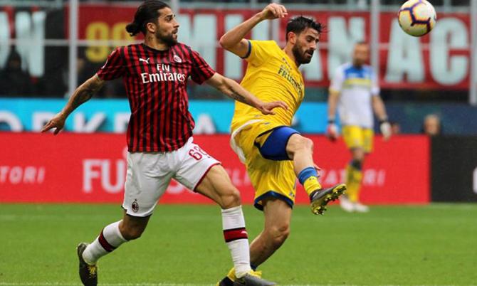 il paGGellone di Milan-Frosinone 2-0 – AlessioPorcu.it