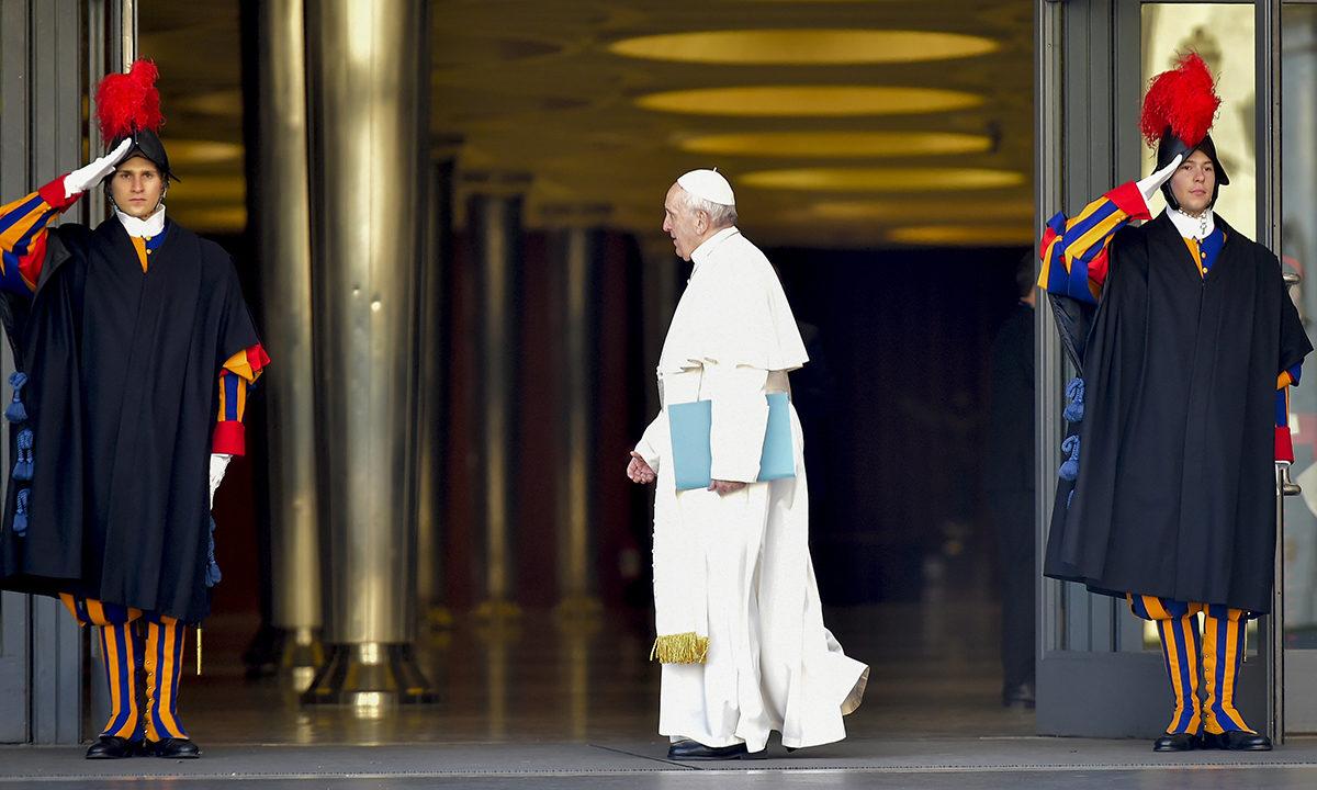 Dall'Unicas agli altari. Papa Francesco: Passalacqua ...