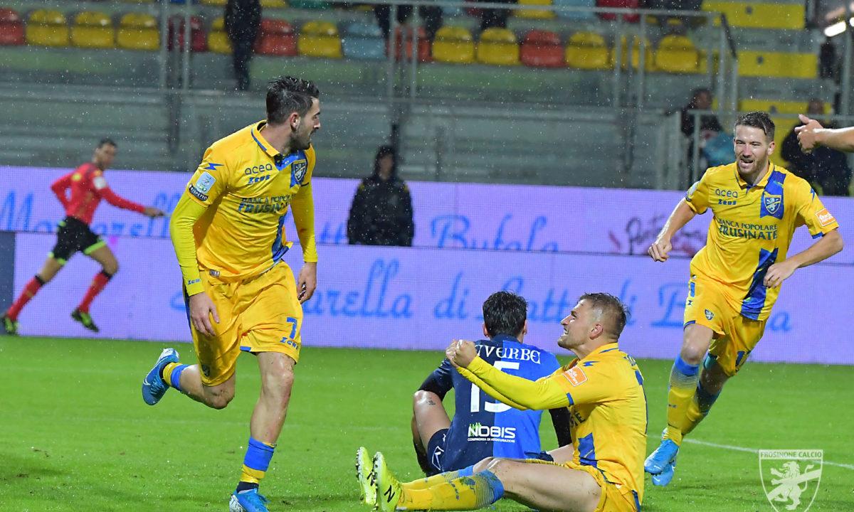 Frosinone, sette partite per sognare in grande ...