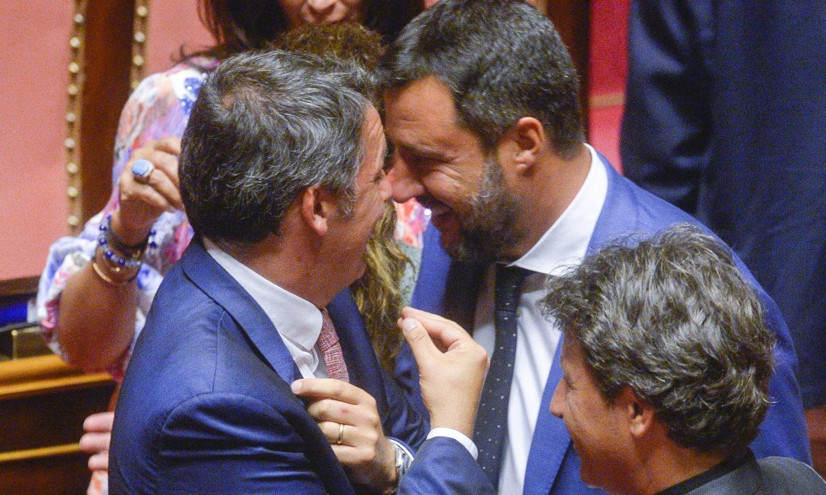 Governo: Renzi, per Iv nel 2020 piano infrastrutture e Irpef