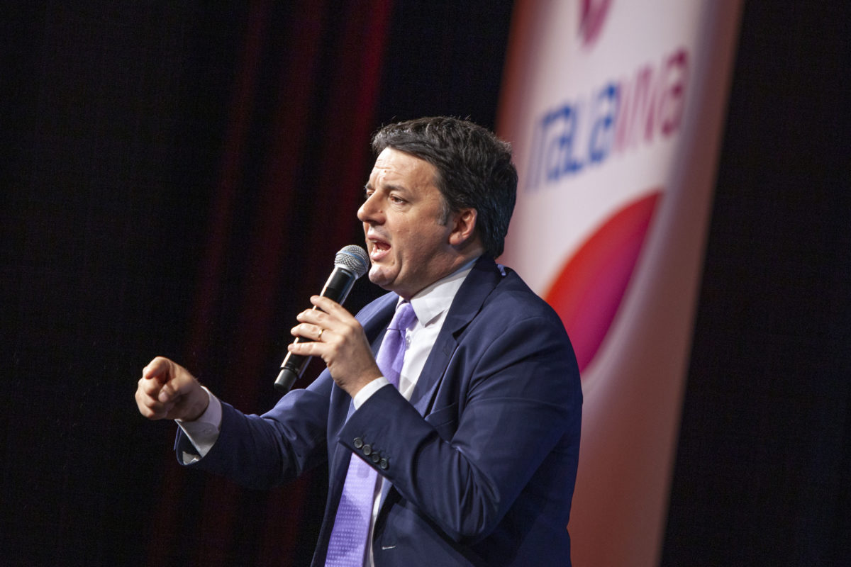 Renzi, in 2020 piano choc Iv e Irpef