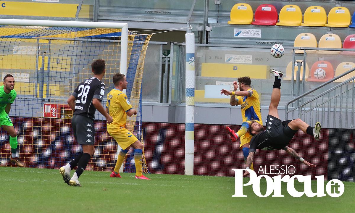 Frosinone-Empoli 2020-2021 Foto © Mario Salati