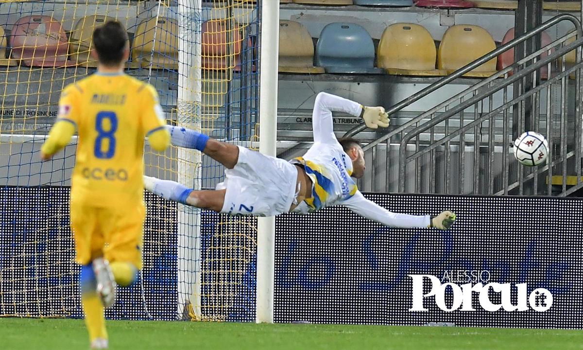 Podio e contropodio – Frosinone - Cosenza 0-2 – AlessioPorcu.it